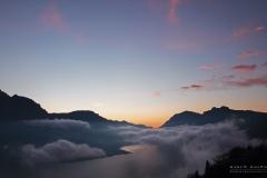 Lago di Como- Ramo di Lecco